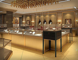 Jewellery Retail Management